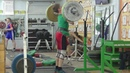 Маклаков Тимур,15 лет, в к 55 Толчок кл 85 кг