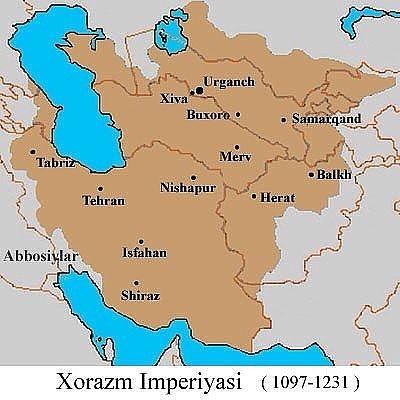 ВЛАДЫКИ ДВУХ ПУСТЫНЬ: ДРЕВНИЙ ХОРЕЗМ. Часть 1 Это царство находилось в середине Великого шелкового пути. С ним не решился воевать сам Александр Македонский. Под его властью оказались Иран, Ирак,