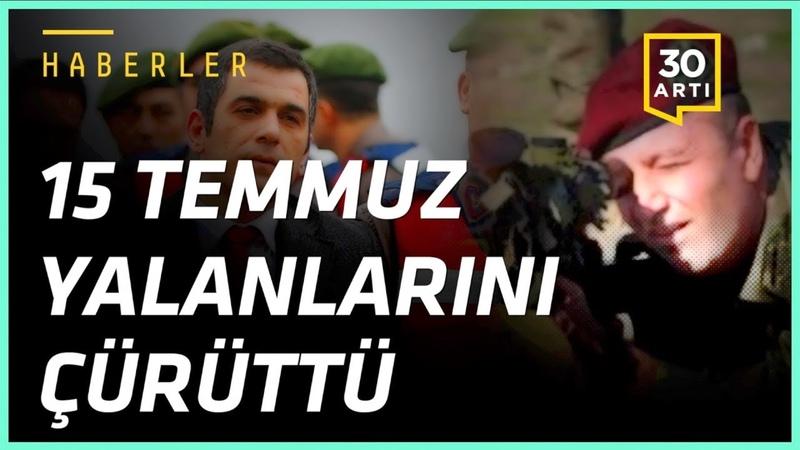 15 Temmuz yalanı çöktü…Ankara'da YHT kazası…Romanya'da Türk gazeteciye destek…Yabancı sermaye çıkışı