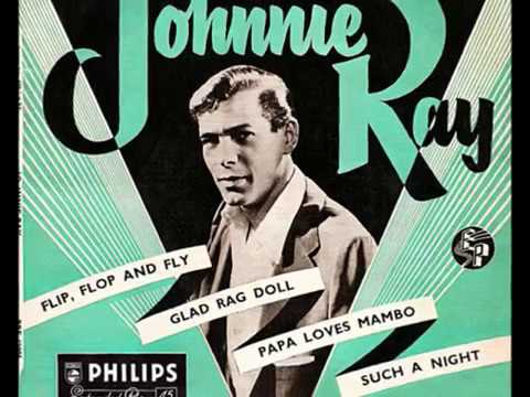 Johnnie Ray - Flip Flop Fly - 1955 45rpm