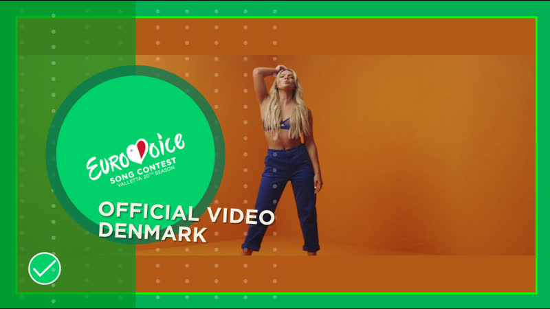 Denmark - Louisa ft. 2 Chainz - YES - Official Music Video - Eurovoice 20