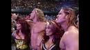 Johnny Nitro and Edge(W/Lita and Melina) Vs John Cena and Ric Flair WWE Raw 24/7/2006