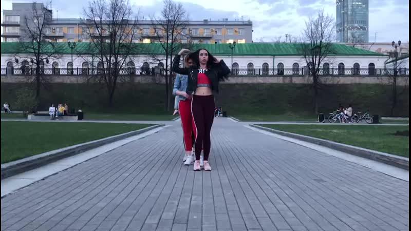 Танцуем на Плотинке