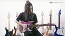 大村孝佳 plays ESP SNAPPER Artist Signature Models【デジマート・マガジン特集】