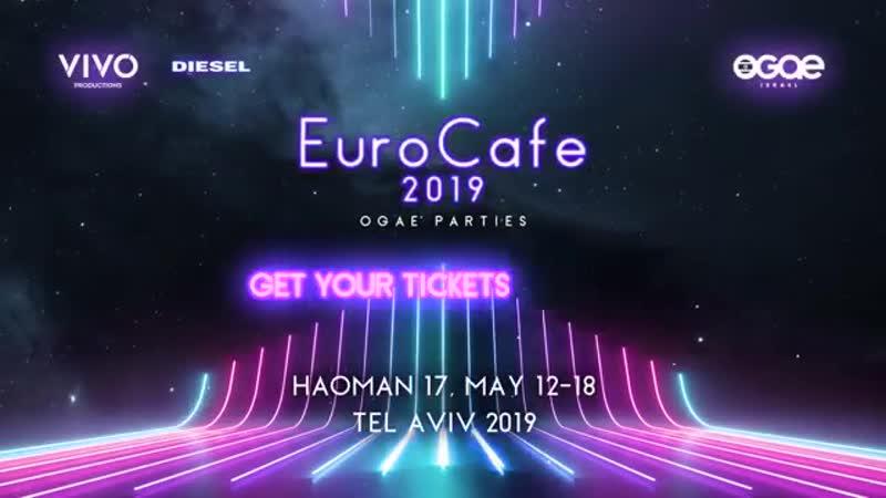 EuroCafe 2019 - OGAE Israel
