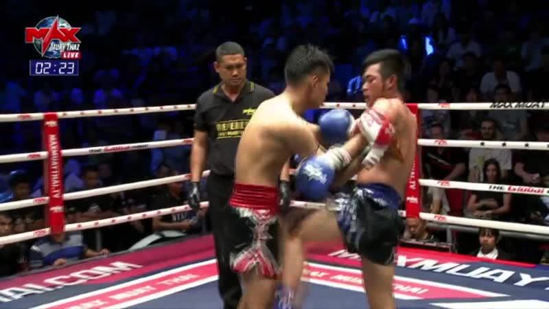 Global Fight ศึกกระชากแชมป์ วันที่ 20 มีนาคม2562