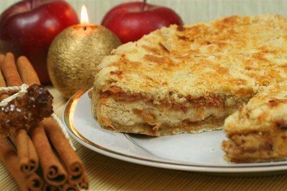 Изумительная яблочная шарлотка!