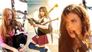 Shipping Up To Boston Enter Sandman Bagpipe Cover Goddesses of Bagpipe x The Snake Charmer