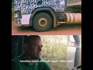 Scania truck driver from brazil and his feedback for