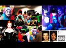 Pedophiles Dressed As Clowns Caught Targeting Children