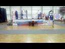 Еремин Алексей (красный угол) Чемпионат России по К-1 1/8 финала МО 2019г.
