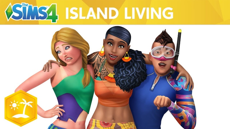 The Sims 4™ Island Living Official Reveal Trailer