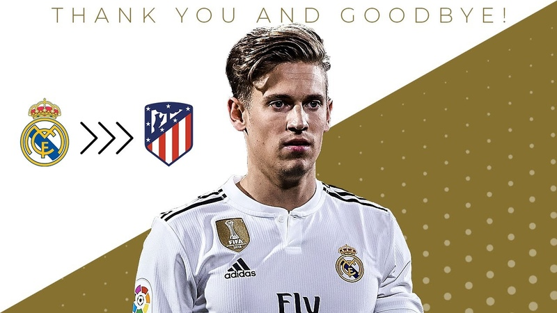 Marcos Llorente ● Thank you and Goodbye ● Best Skills Goals 2019 | HD