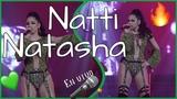Natti Natasha en vivo en el Allstate Arena Chicago IL, viva Latino Spotify