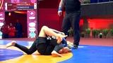 BRONZE Women's GP No-Gi - 58 kg R. DINESCU CONS (ROU) v. M. SHUMAKHER (RUS)