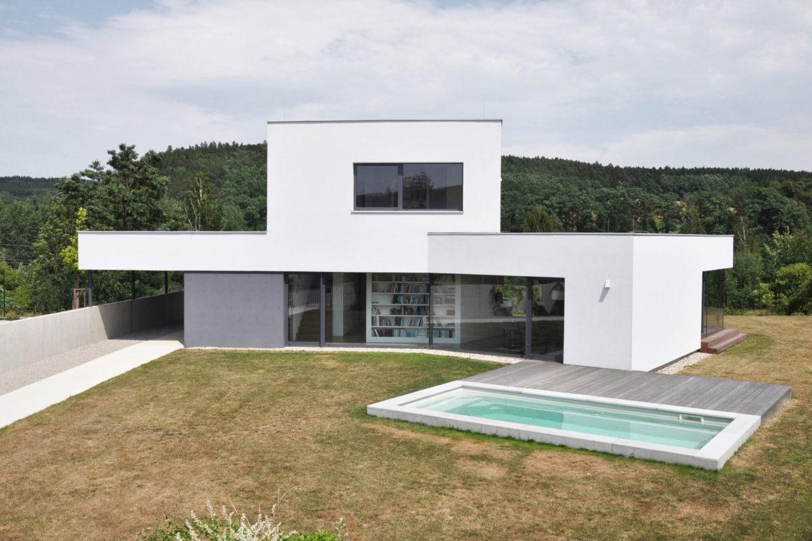 Частный дом в Чехии