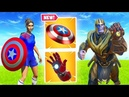 *NEW* AVENGERS MODE IS AMAZING! - Fortnite Funny Fails and WTF Moments! 538