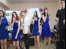 Вокальный ансамбль отделения Музыкальное искусство эстрады Чебоксарского музыкального училища