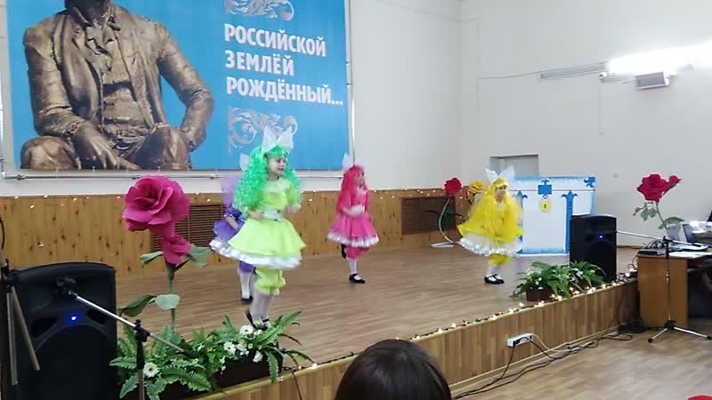 Кукольный театр Карабаса Барабаса Танцевальная группа Звёздочки Зачачьевской основной школы