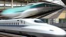 東北新幹線vs山陽新幹線 史上最速のバトル Tohoku Shinkansen vs Sanyo Shinkansen