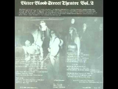 Bitter Blood Street Theatre -70s Proto-MetalHard Rock