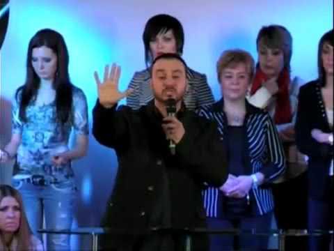Андрей Шаповалов -- Прикосновение Иисуса!!