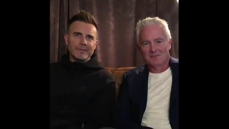 To celebrate our 120th year, writers of @thegirlsmusical @GaryBarlow Tim Firth took the time to wish us Happy Birthday ahead of