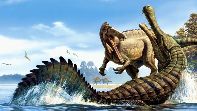Древние и современные крокодилы (рассказывают Николай Поярков и Олег Шумаков)