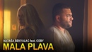 NATASA BEKVALAC FEAT. COBY - MALA PLAVA (OFFICIAL VIDEO)