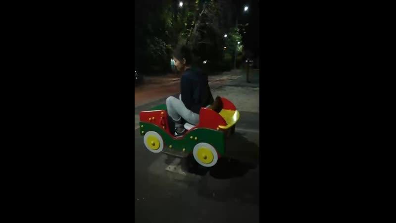 Наша Шапони и ее car