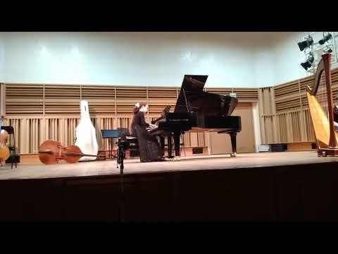 Гайдн Симфония 90 3 часть Плотникова Анастасия Чигжит Вилория