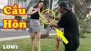 Coi Cấm Cười - SỬNG SỐT MÀN CẦU HÔN SIÊU BỰA - Funny Videos | LOWI TV