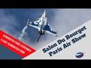 [LIVE] Démonstrations Aériennes : Salon du Bourget / Paris Air Show : Flight Demonstrations. (June 17th 2019)