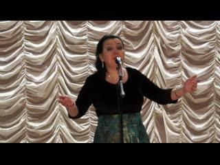 фестиваль - конкурс смотра художественной самодеятельности «Башҡортостан - гөлдәр иле» Идрисова Лилия