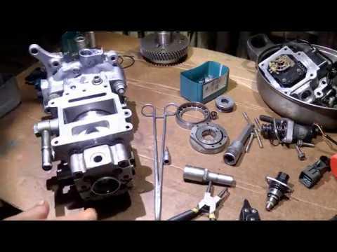 Mitsubishi Pajero 3 Ремонт ТНВД Часть 2 2