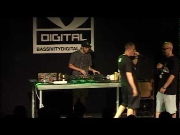 Žuti - Uživo - Bassivity Showcase