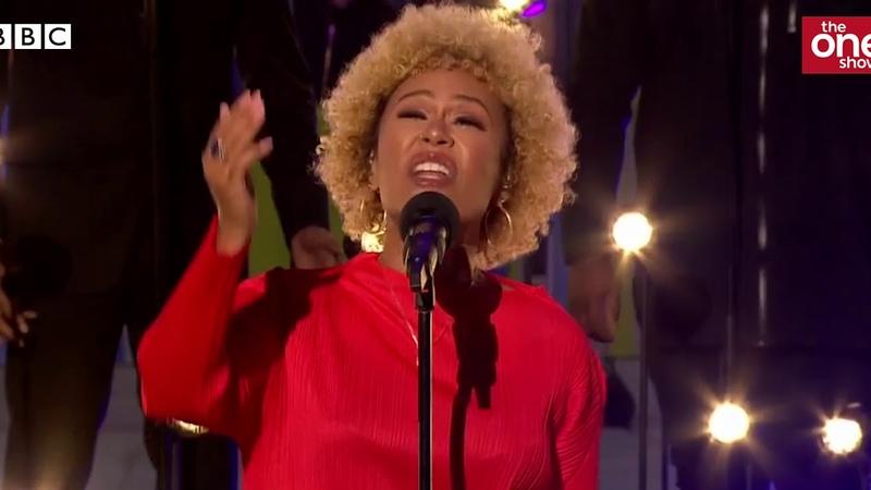 Emeli Sandé Sparrow Live on The One Show
