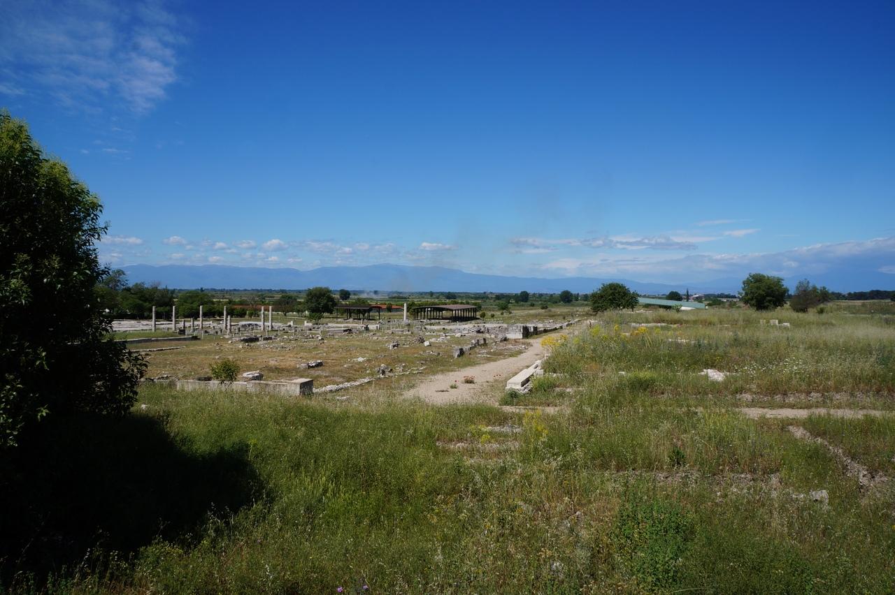 Что осталось от места, где родился Александр Македонский