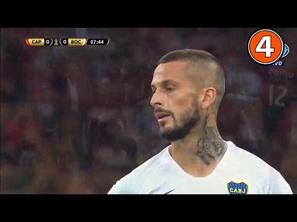 ATLETICO PARANAENSE VS BOCA JUNIORS_COPA LIBERTADORES 2019