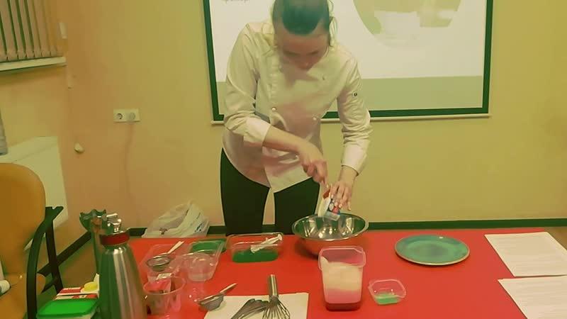 МК по молекулярной кухне