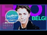 Eliot - Wake up (PrePartyES 2019 - Belgium)