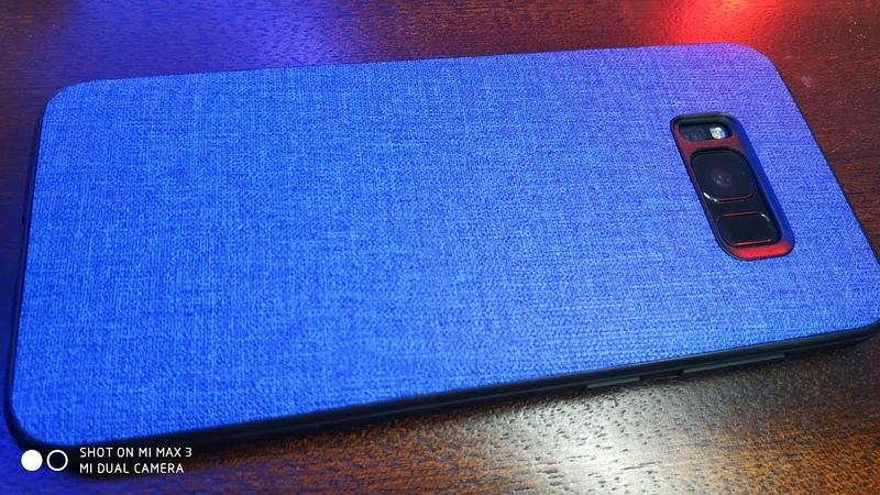 НОВИНКИ FLOVEME! Беспроводная 5W Qi зарядка чехол для Samsung Galaxy S8 PLUS за копейки!