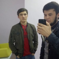 Анкета Самир Саидов