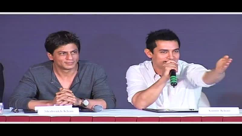 BH Archives - Shahrukh Khan Aamir Khans Historic Press Conference
