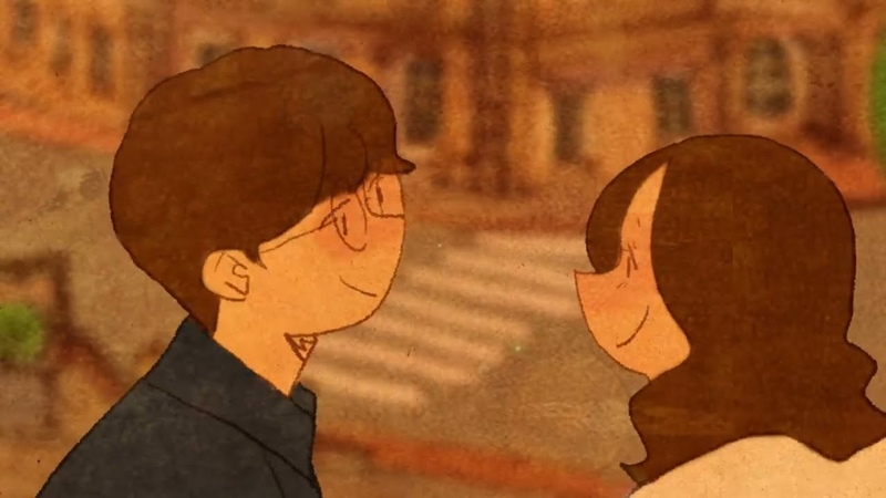 I cant help falling in love with you - 2D animated film by Puuung - Love is in small things S2