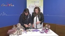 VIDEO Creattiva Channel Bocciolina cucito creativo con Laura Aldè