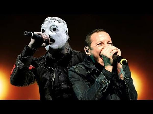 Linkin Park Slipknot - Last Cry For Help [OFFICIAL MUSIC VIDEO] [FULL-HD] [MASHUP]
