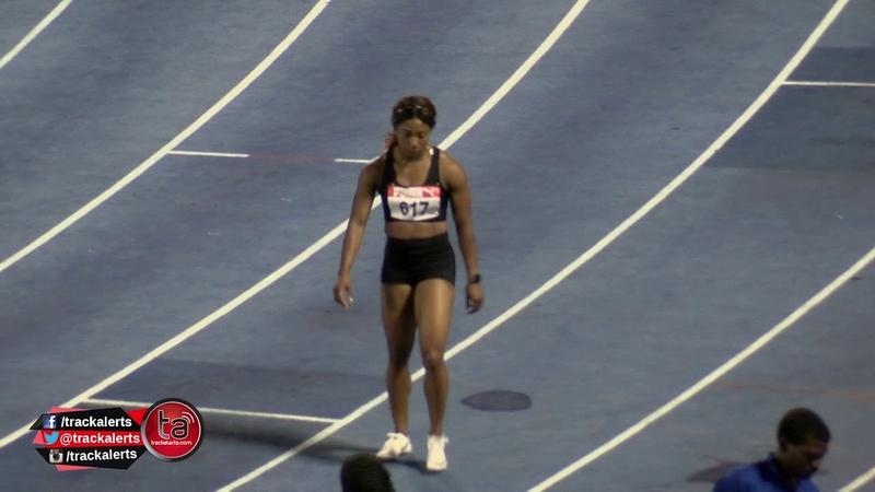 Fraser-Pryce runs 10.97 at JAAA All-Comers Meet 3