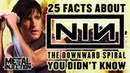 25 Facts About NIN 'The Downward Spiral' You May Not Know Metal Injection