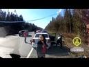 В Ленобласти Lexus сбил инспектора ДПС